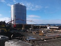 BC wood pellet port facility nearing completion