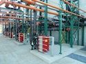 Heat from landfill gas fuelled CHP plant