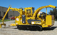 Bandit 2290 Track chipper
