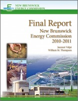 NB Energy Commission report