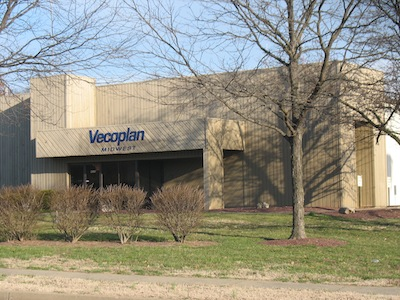 Vecoplan Midwest's new facility