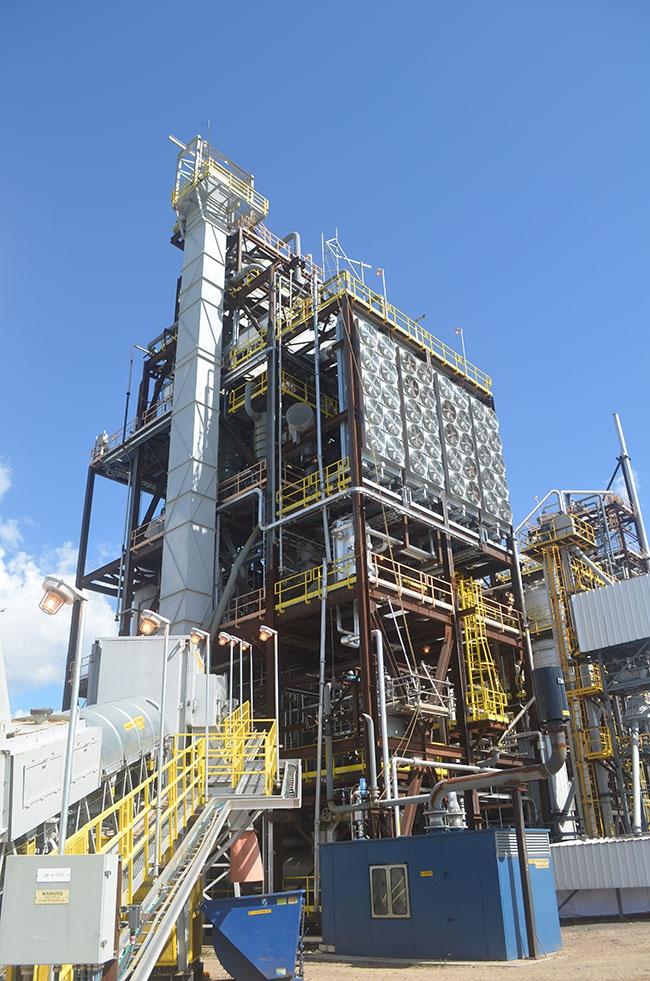 Enerkem filling orders in Alberta - Canadian Biomass Magazine
