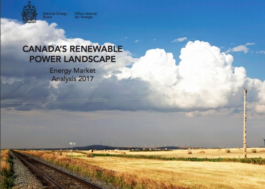 Biomass among renewable power sources increasing in Canada