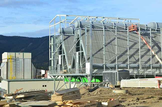 Building bioenergy in B C  - Canadian Biomass Magazine