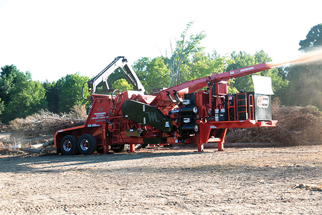 Equipment spotlight 2018: chippers and grinders - Canadian