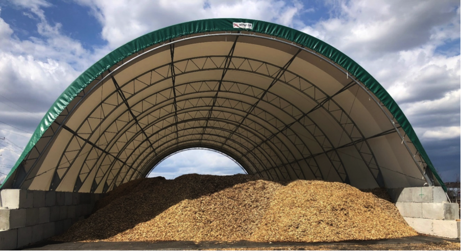CSA publishes first Canadian guide for wood chip fuel