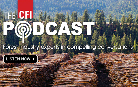 Podcast: Andrew White on the potential of biochar